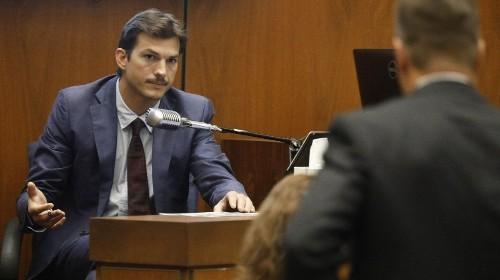 Ashton Kutcher testifies in trial of serial killer suspect Michael Gargiulo