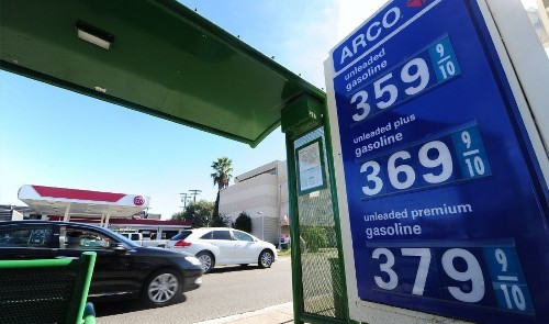 Rising wholesale prices could push gasoline costs back up