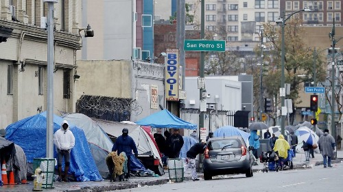 L.A. spent $619 million on homelessness last year. Has it made a difference?
