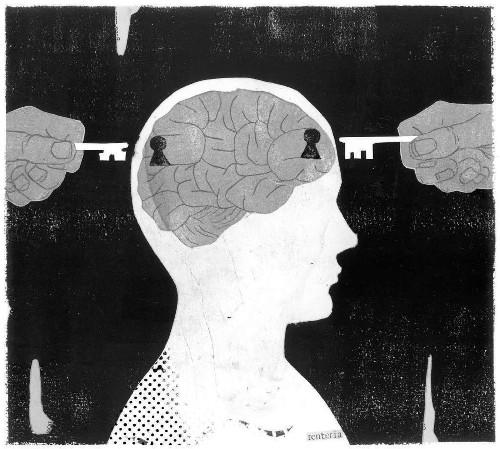 To quash depression, some brain cells must push through the stress