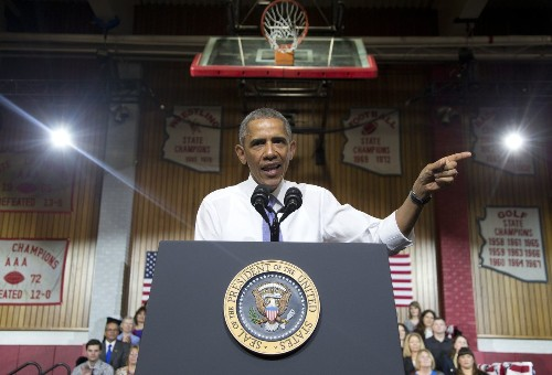 Obama proposes plan to make community college free for everyone