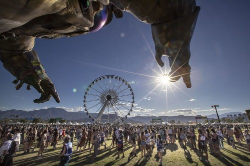ICYMI: Scenes from week one of the Coachella Valley Music and Arts Festival
