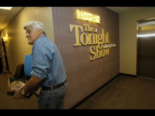 A sense of loss as NBC's 'Tonight Show' ends its Leno and Burbank eras - Los Angeles Times