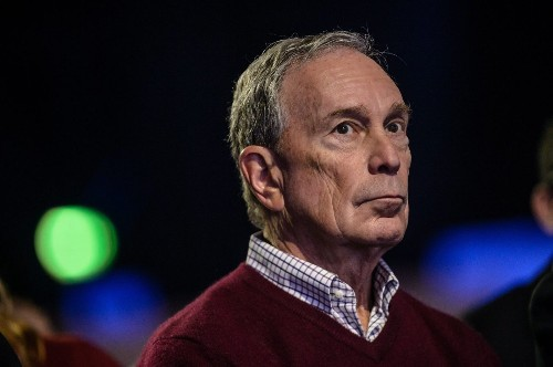 Bloomberg candidacy would give America a wider selection of billionaires to choose from