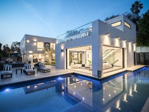Modern Dwellings, Designs and Decor - cover