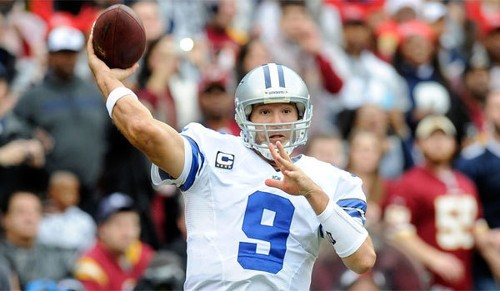 Report: Cowboys QB Tony Romo out for remainder of the season