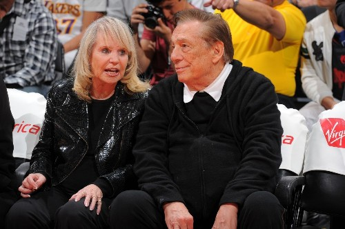 Donald Sterling threatened witnesses, Shelly Sterling claims in court