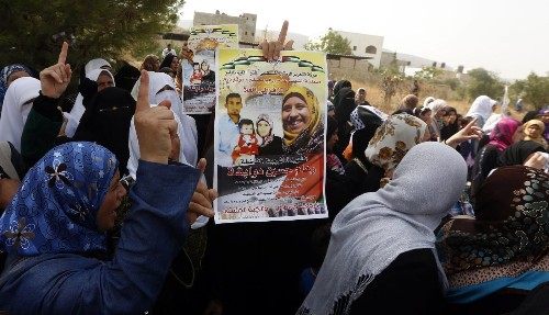 Palestinian woman dies from arson attack that killed husband, infant