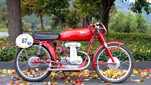 Record-setting number of vintage motorcycles head to auction