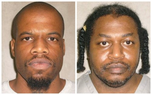 Oklahoma halts double execution after one is botched