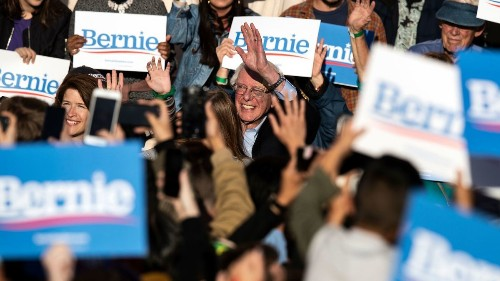 Once the site of Bernie Sanders' last stand, California now is pivotal to his 2020 prospects