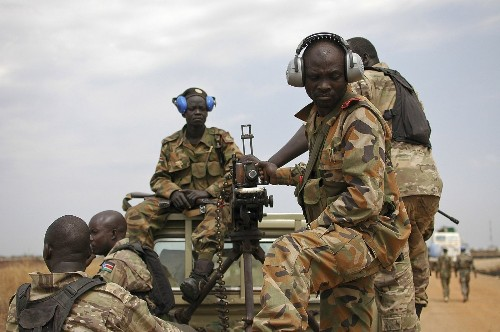South Sudan's government, rebels sign cease-fire accord - Los Angeles Times