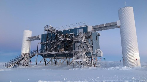 Scientists at Antarctica's IceCube Observatory find no evidence of sterile neutrino particles - Los Angeles Times