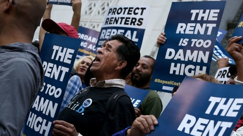 How California has become a national battleground for rent control as money flows in from landlords