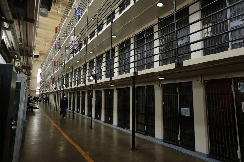 Bills sent to Gov. Brown would create new felonies, putting more in prison