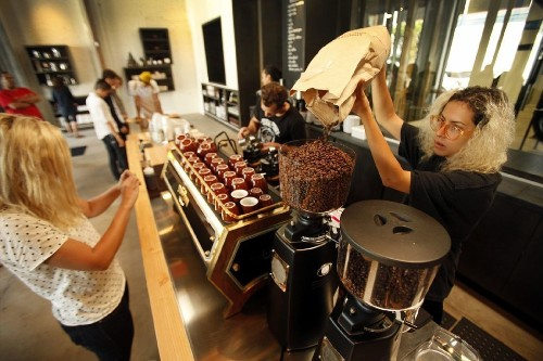 Coffee drinkers rejoice: Price of beans hits four-year low - Los Angeles Times