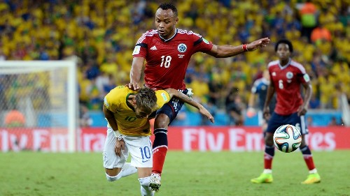 FIFA won't sanction Colombian player for tackle on Brazil's Neymar - Los Angeles Times