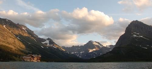 National park tips: When visiting Glacier National Park, hang your hat here