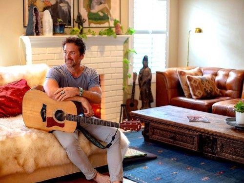My Favorite Room: Paul Greene lets well-traveled pieces tell the story