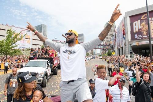 LeBron James wants to be greater than Michael Jordan