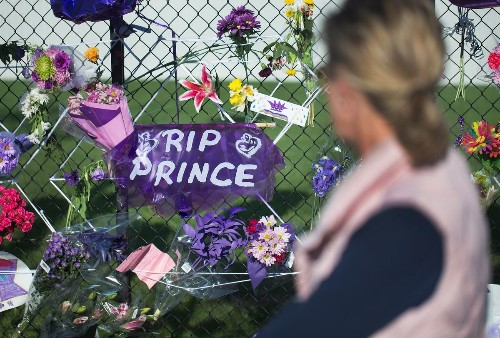 In Minneapolis, everyone has a story about Prince