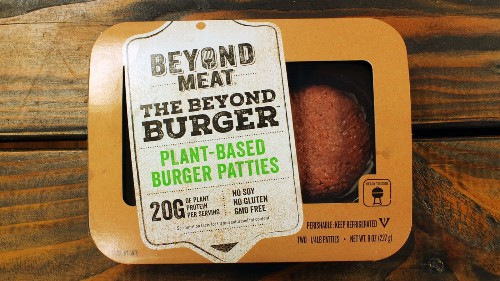 Why your new favorite backyard burger may soon be plant-based