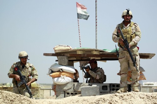 Iran slams U.S. over comments on Iraqi troops fighting Islamic State - Los Angeles Times