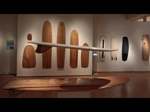 San Diego: Mingei Museum's surfboard design exhibition is one fun ride