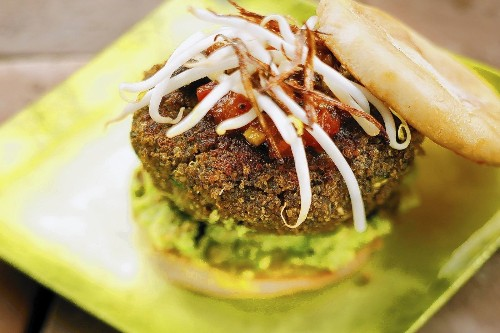 The only veggie burger recipe you'll ever need - Los Angeles Times