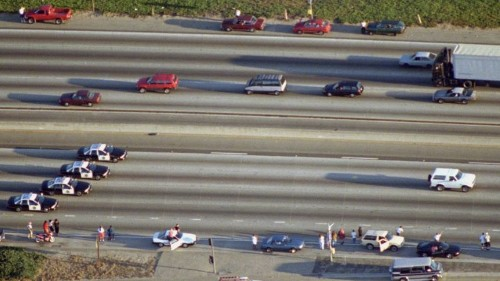 'The Juice is loose': How the O.J. Simpson white Bronco chase mesmerized the world