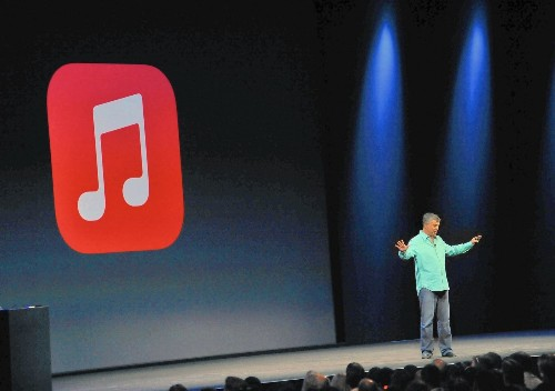Apple's new music streaming service could revive the recording industry - Los Angeles Times