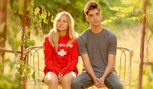 Review: Kristen Bell buoys 'The Lifeguard' - Los Angeles Times
