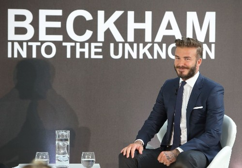David Beckham hints he may not be done as a player