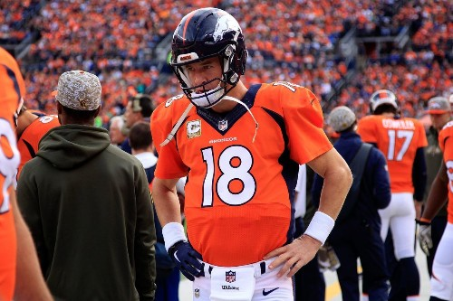 Peyton Manning will miss next week's game against Bears, Coach Gary Kubiak says