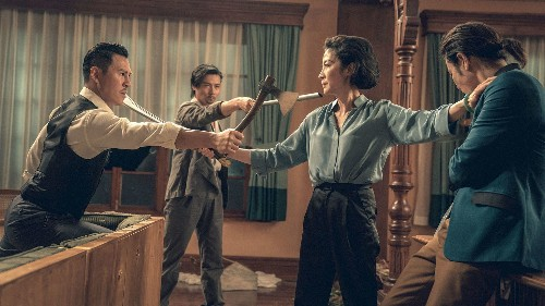 Review: 'Master Z: Ip Man Legacy' enjoyably expands a martial arts universe