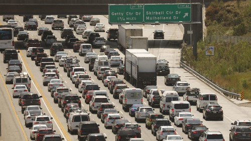 A Texas city has nation's best drivers, Baltimore the worst. L.A. is close behind