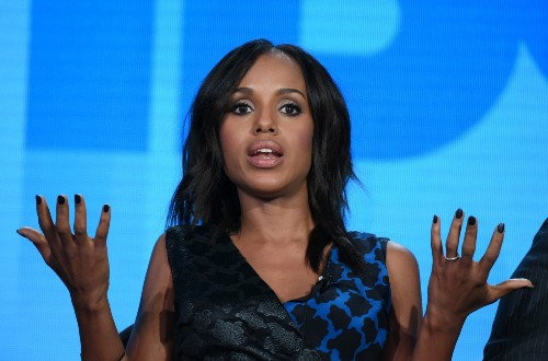 Kerry Washington recalls being 'immersed' in Anita Hill investigation at center of HBO's 'Confirmation' - Los Angeles Times