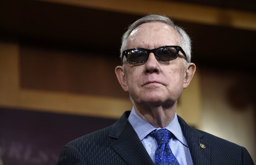 Harry Reid: Government officials at Burning Man can use other toilets