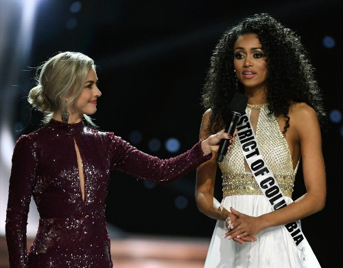 Miss USA spoke for many Americans when she said healthcare isn't a right - Los Angeles Times