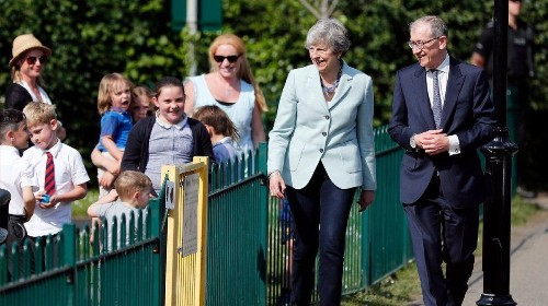 Britain's Theresa May: A political deathwatch for a prime minister done in by Brexit