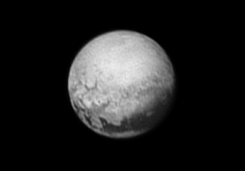 New Horizons: Latest Pluto image offers glimpses of geology - Los Angeles Times