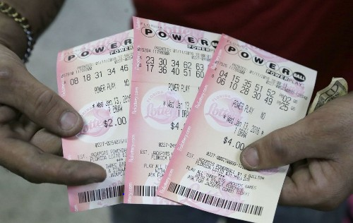 How a mathematician plays Powerball