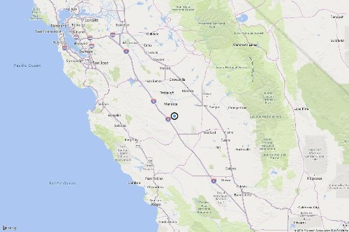 Earthquake: 3.3 quake strikes near Mendota, Calif.