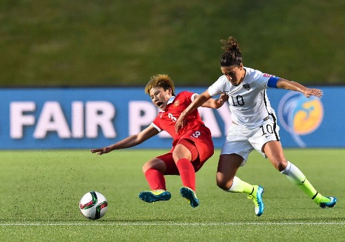 U.S. women's soccer team says execution, not game plan, changed - Los Angeles Times