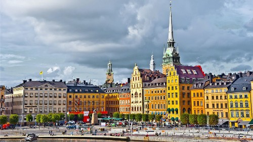 Sweden in the late fall? LAX to Stockholm for $399 round trip, all taxes and fees included