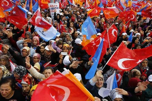 Turkish voters head to polls Sunday amid turmoil - Los Angeles Times