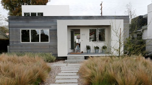This is the Culver City home that a family built — with its own hands