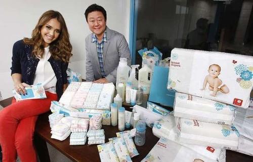Jessica Alba's e-commerce brand Honest Co. raises $25 million - Los Angeles Times