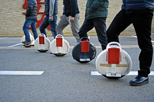 For Solowheel maker, a patent rights nightmare in China