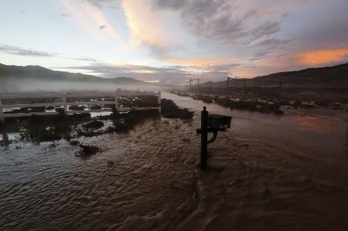 FEMA urges Californians to buy flood insurance before El Niño - Los Angeles Times
